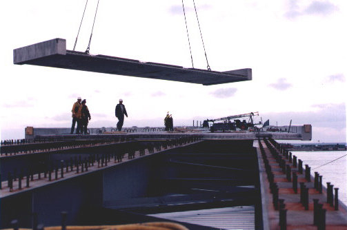Wexford Bridge - Composite Deck